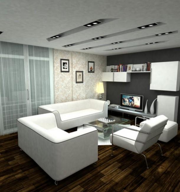11 idee per creare un 39 accogliente area living fotogallery idealista news - Soggiorno living con cucina ...