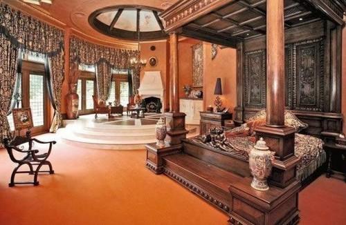 Camere Da Letto Medievali : Camere da letto che non vorrai mai lasciare fotogallery