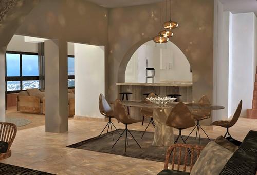 11 soluzioni per rendere la zona living moderna ed for Arredamento per agenzia immobiliare