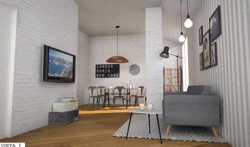 Come rendere un appartamento moderno e allo stesso tempo for Casa moderna accogliente