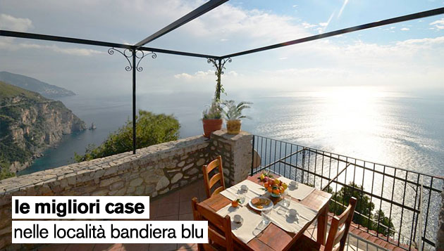 Le migliori case nelle localit bandiera blu idealista news for Le migliori case costruite