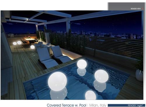 22 idee per realizzare una zona piscina in terrazzo fotogallery idealista news - Realizzare una piscina ...