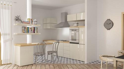 8 interessanti idee per un appartamento moderno ed elegante ... - Arredamenti Appartamenti Moderni Foto