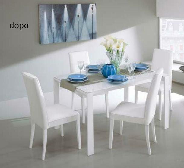 Pochi e semplici ritocchi per rendere unica una villa al - Mondo convenienza tavoli e sedie moderni ...
