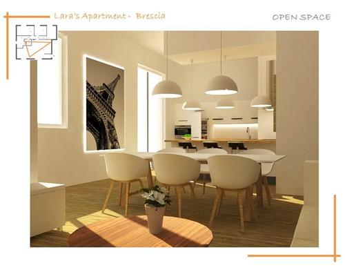 19 idee per arredare un appartamento per studenti for Appartamento interior design