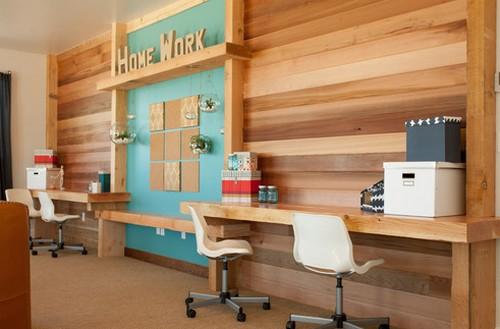 47 Idee di Design per Arredare uno Studio in Casa ...