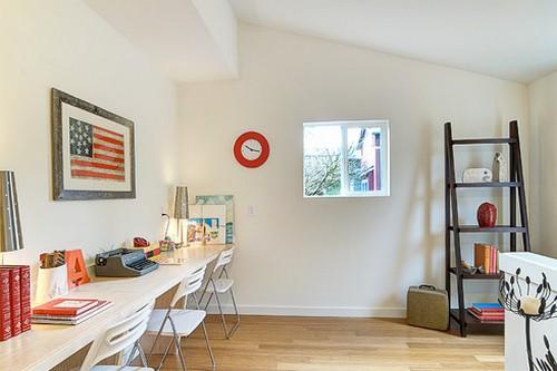Ecco 5 idee per creare una zona studio per i bambini foto idealista news - Studio in camera da letto ...