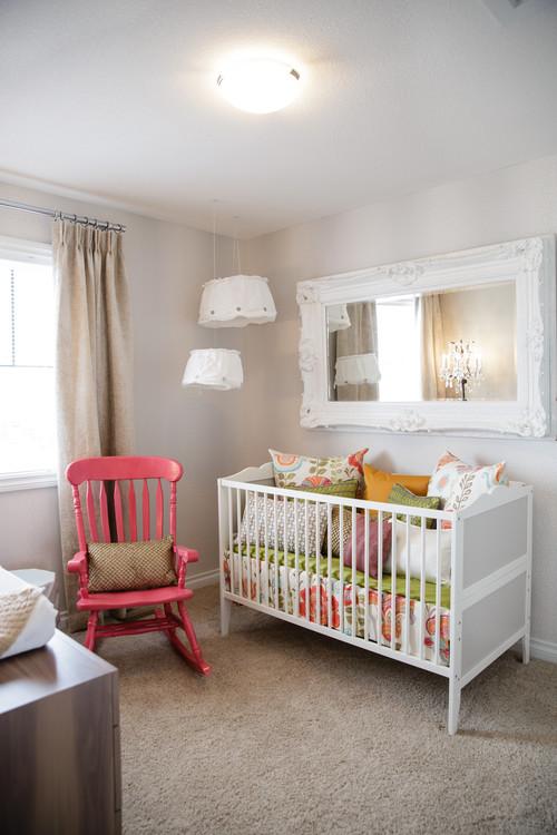 8 consigli utili per decorare la cameretta di un neonato fotogallery idealista news - Decorare la cameretta del neonato ...