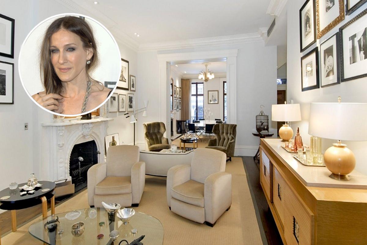 In vendita la casa newyorkese di sarah jessica parker 22 for Case in vendita manhattan
