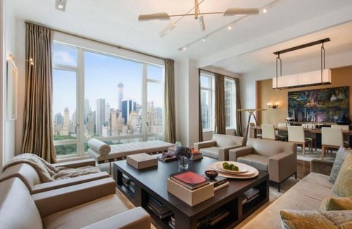 A Manhattan Un Appartamento Da Infarto Di Fronte Al Fiume