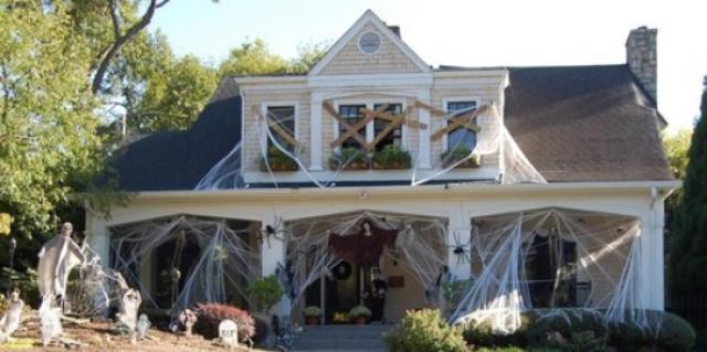 Come decorare casa per la notte di halloween fotogallery for Come risparmiare per una casa veloce