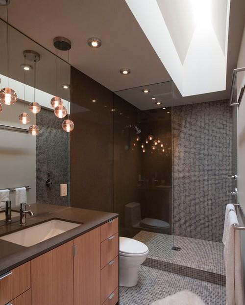 4 trucchi per avere un bagno di lusso senza spendere una for Arredo bagno design lusso