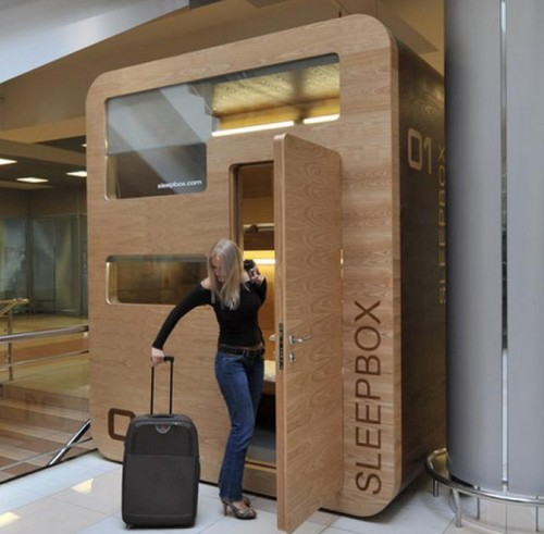 Le case portatili pi sorprendenti del mondo fotogallery for Design interni case piccole