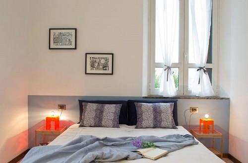 Voglia di una casa elegante e sobria ecco come arredarla fotogallery idealista news - Letto sotto finestra ...