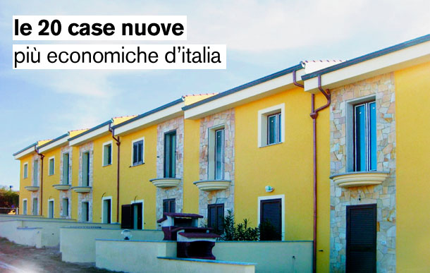 Le case nuove pi economiche in vendita in italia annunci for Case amsterdam economiche