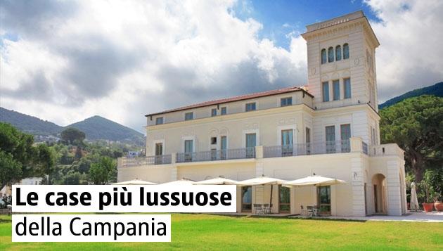 le case più care della Campania