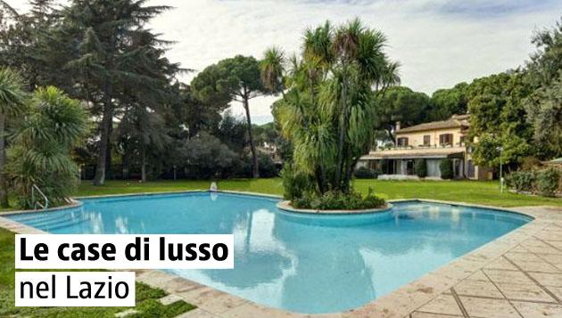 Le case più care del Lazio