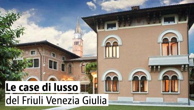 Le case più care del Friuli