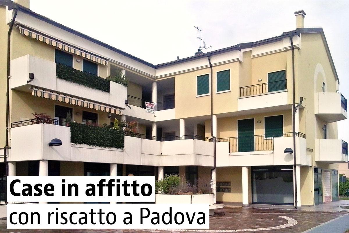Amazing Case A Padova Che Offrono Lu0027affitto Con Riscatto