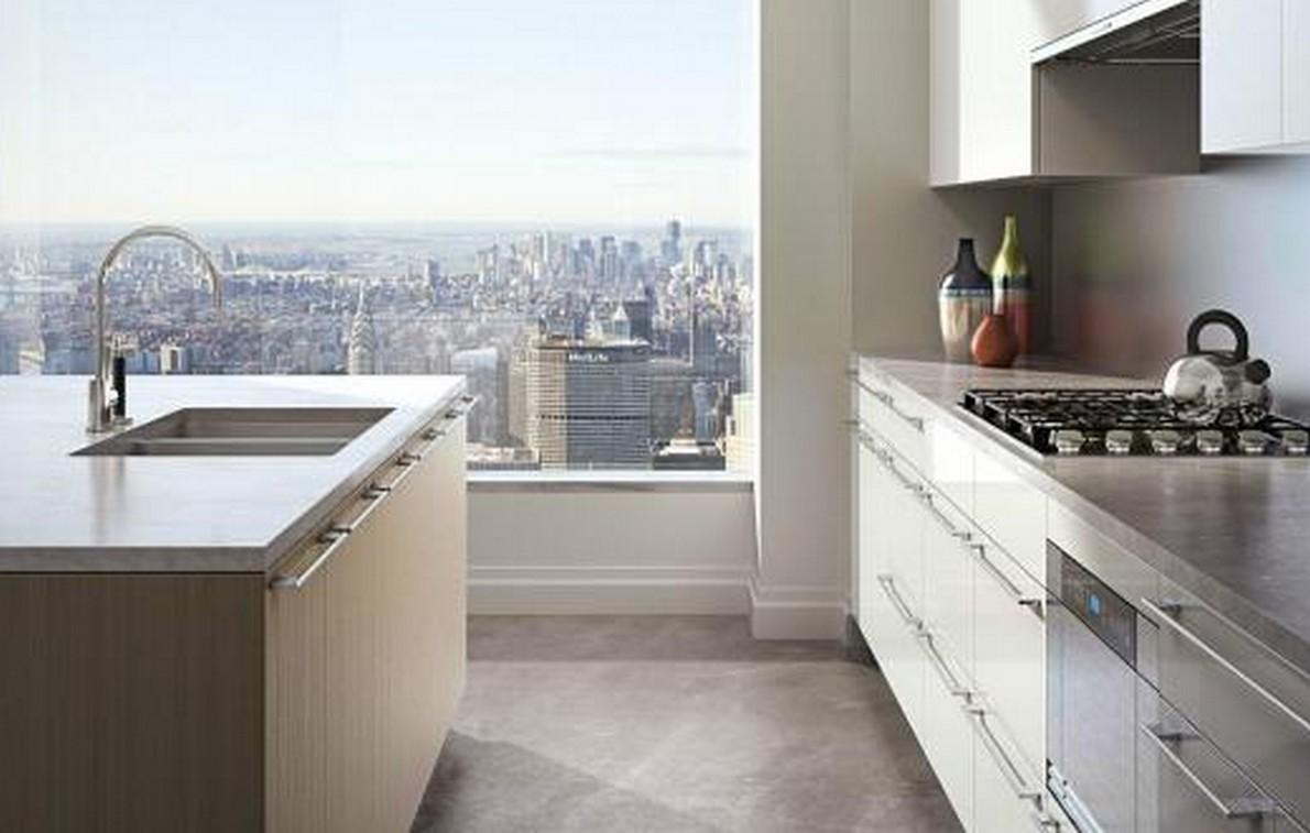 Affari a park avenue l 39 attico pi alto di new york ha gi for Attico new york vendita