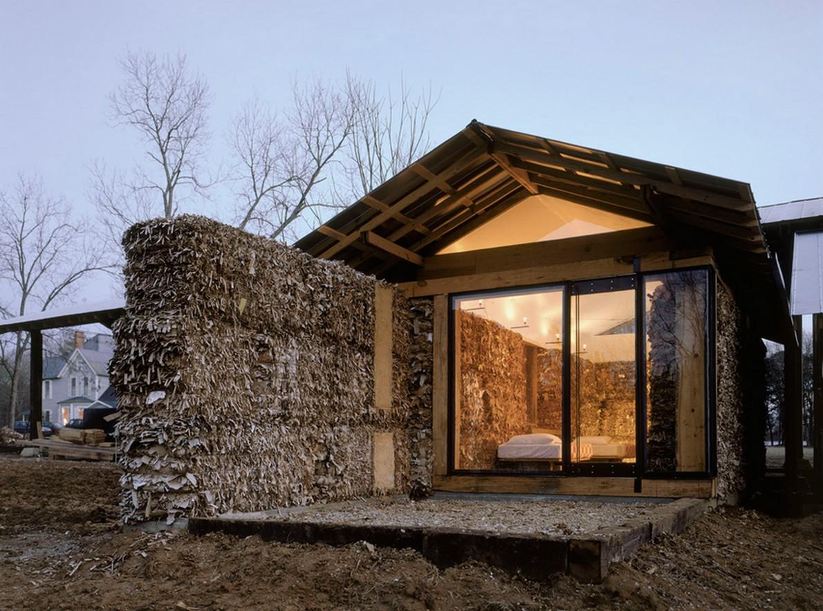 Nuove spettacolari case costruite con la spazzatura for Nuove case vittoriane