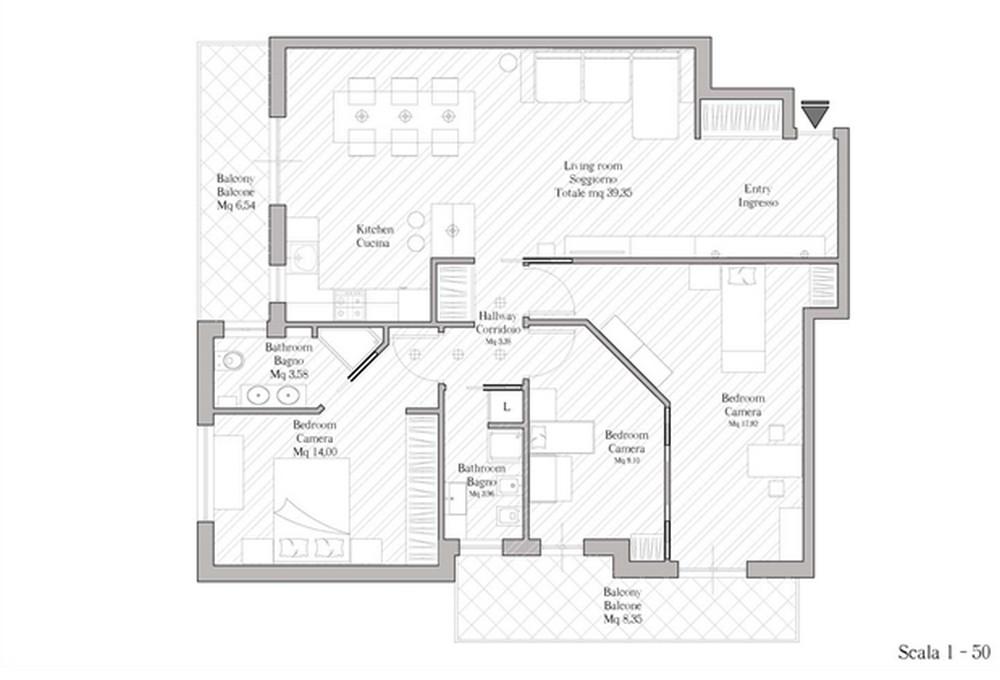 Come ristrutturare un appartamento per ottimizzare spazi e for Quanto costruire una casa di carrozze