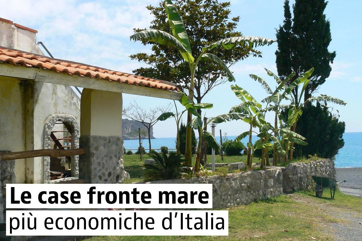 Case al mare in vendita idealista news for Belle case economiche