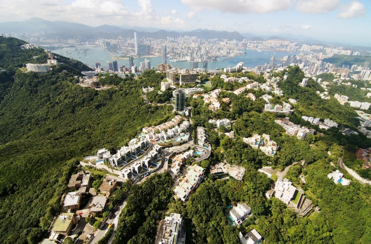Peak Road (Hong Kong)