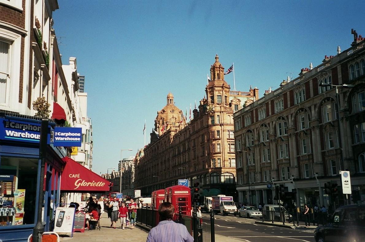 Knightsbridge (Londra, Regno Unito)