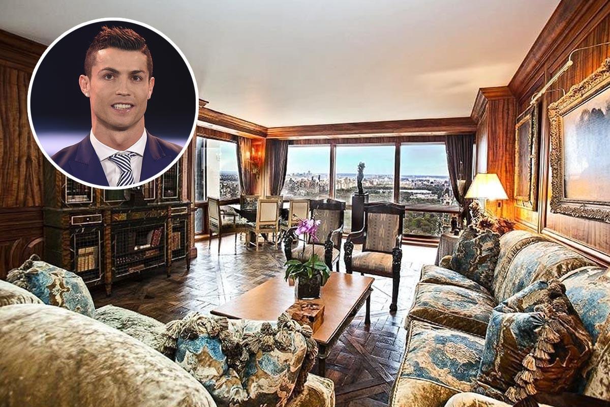 Casa cristiano ronaldo idealista news for Case vacanze new york home away