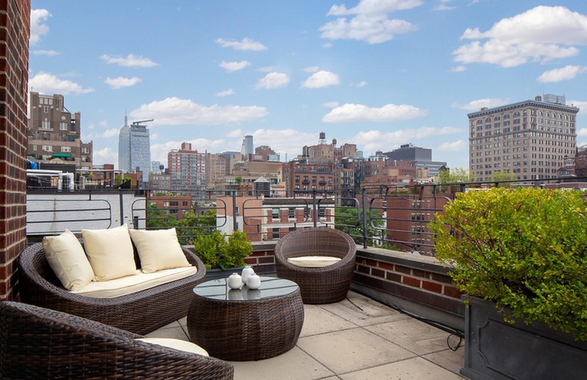 In vendita per 4 5 milioni di dollari l appartamento for Case in vendita manhattan