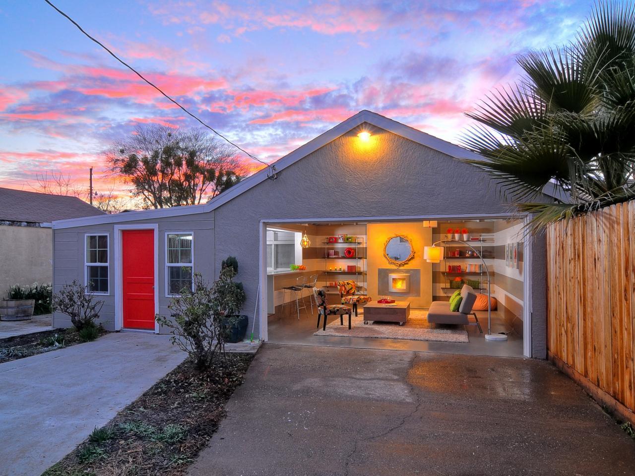Come trasformare un garage disordinato e poco utilizzato for Come costruire un appartamento garage a buon mercato