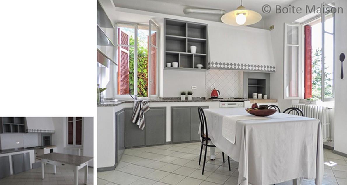 Cambiare Colore Alla Cucina - Idee Per La Casa - Syafir.com