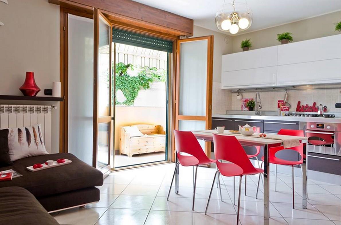 Come trasformare un giardino in un salotto all 39 aperto for Interno della casa