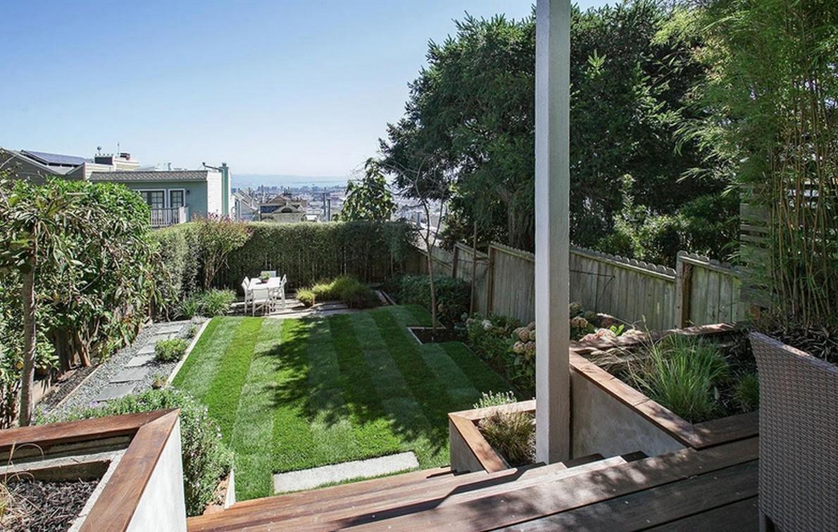 Una casa per vivere con san francisco ai propri piedi for Casa di 4000 piedi quadrati