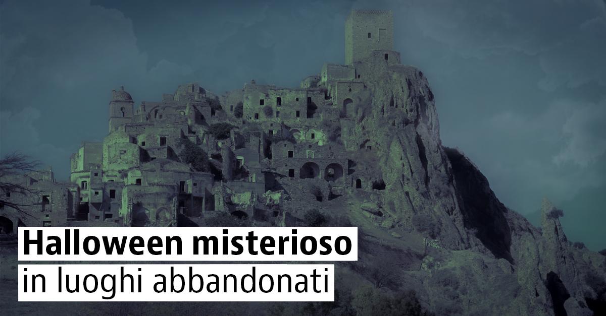 Luoghi abbandonati in italia
