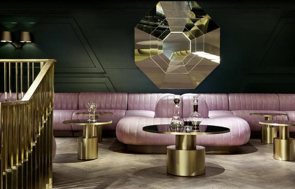 una foto del bar con il miglior design al mondo