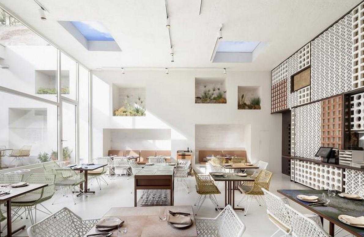 I 19 bar e ristoranti del mondo che nel 2015 hanno vinto i for Design di interni
