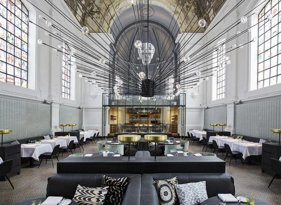 foto del ristorante dal miglior design del mondo
