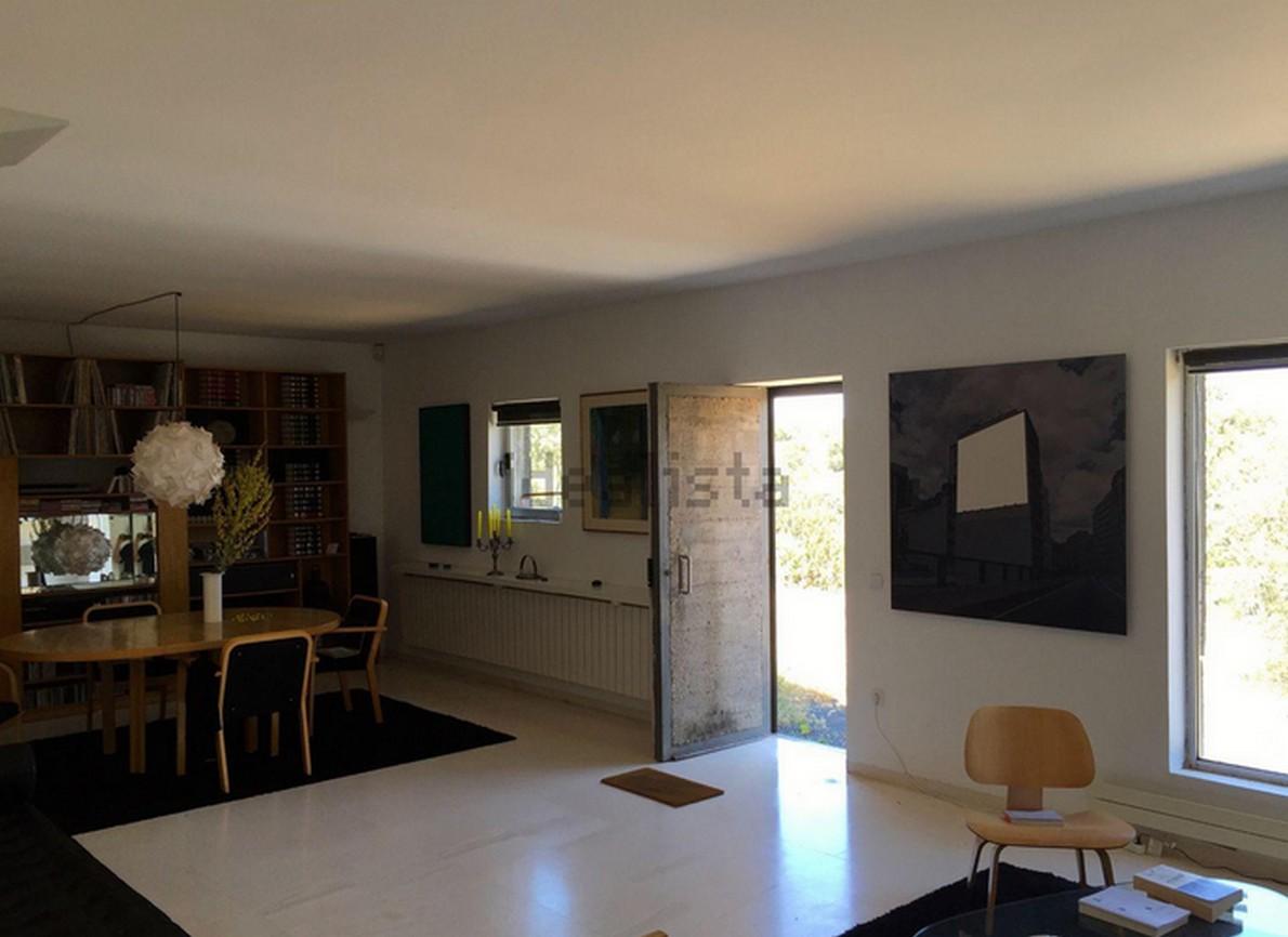 La casa de blas il capolavoro di campo baeza ispirato a for Design interni famosi