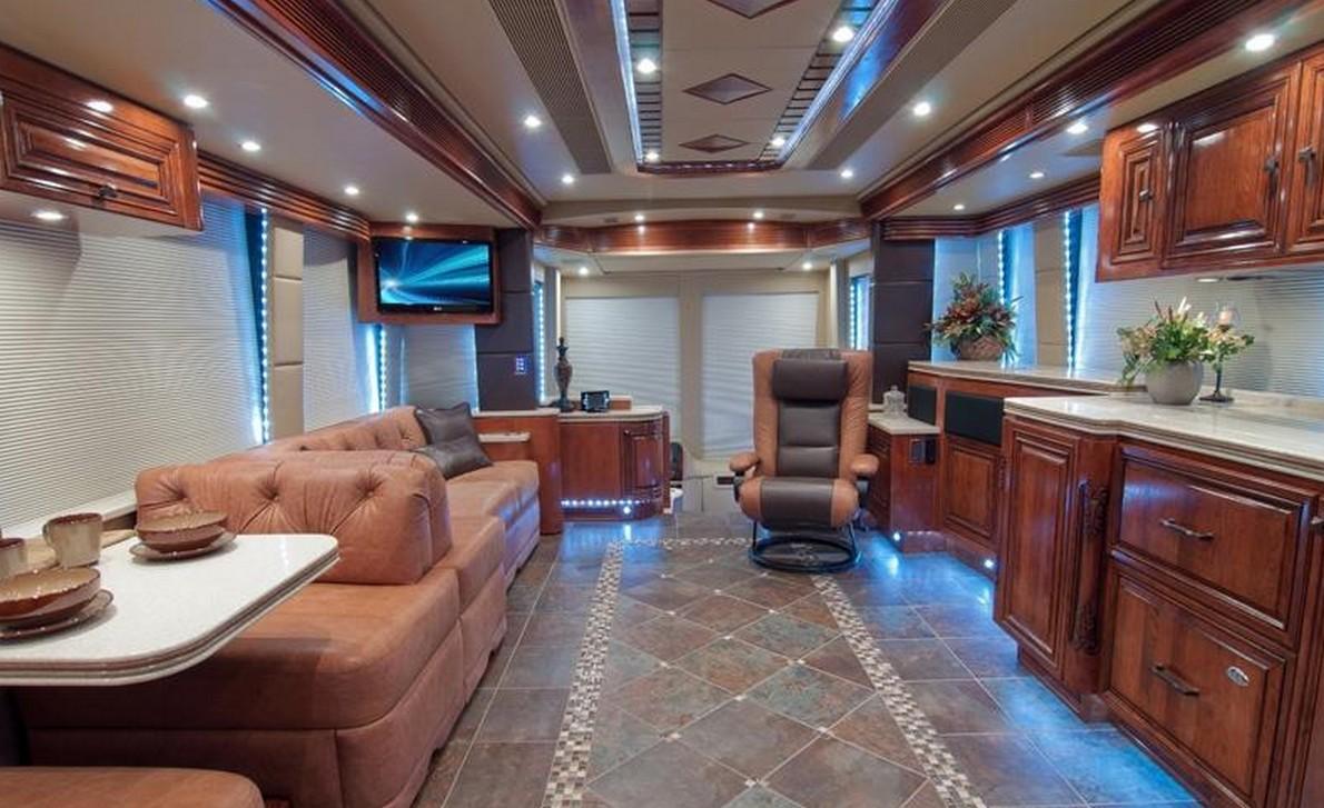 Casa di lusso mobile
