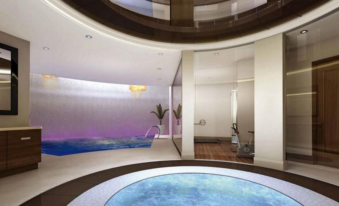 Quel che si vede non una semplice piscina l ingresso for Semplice casa con 3 camere da letto piani kerala