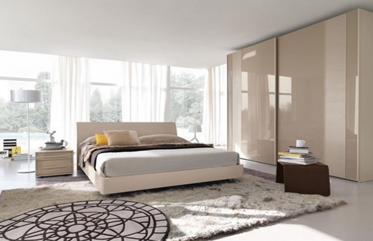 Alcune idee per trasformare la zona notte in un ambiente - Disegni parete camera da letto ...