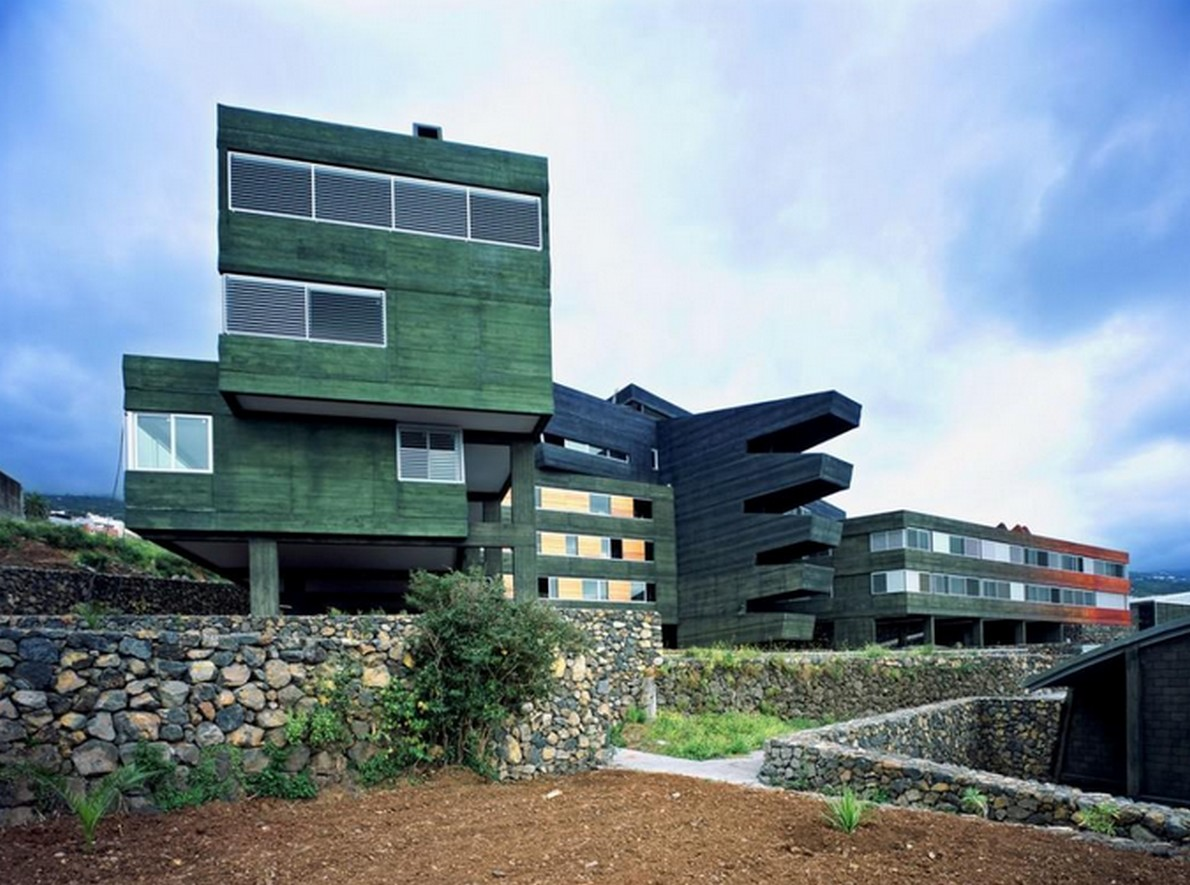 Scuole spettacolari: Instituto Rafael Arozarena (La Orotava, Spagna)