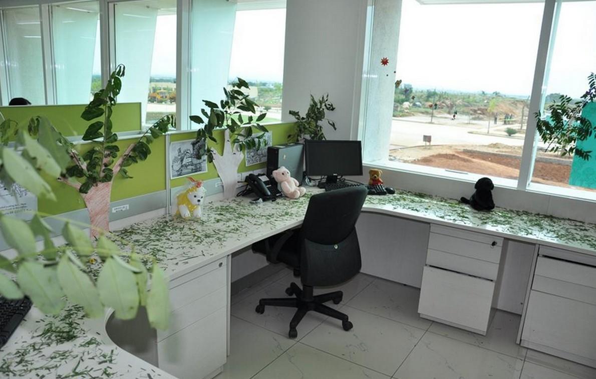 Migliorare l'arredamento dell'ufficio
