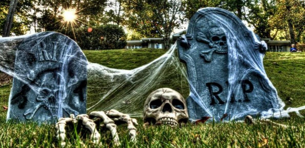 Si avvicina Halloween la notte più terrificante dell'anno