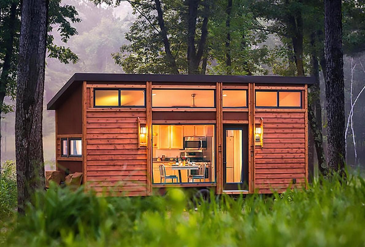 Case mobili in legno su ruote botticelli mq with case for Case mobili pigreco