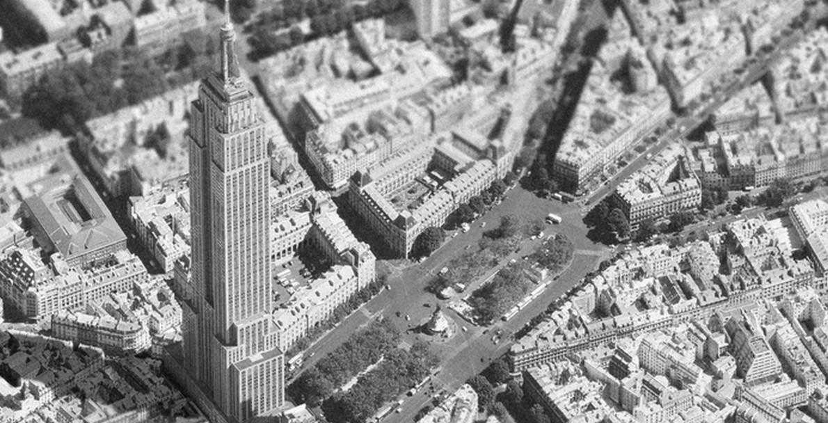 Un esperimento architettonico che unisce Parigi e New York