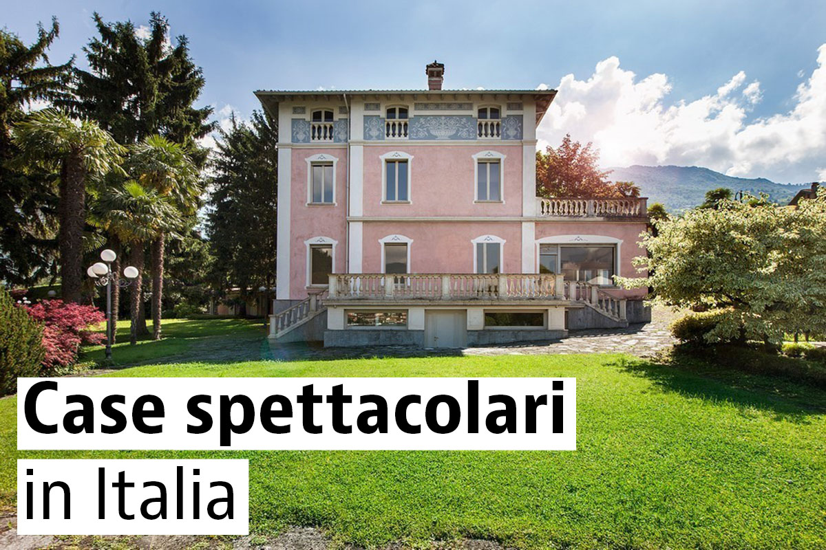 Le case più belle d'Italia (galleria)