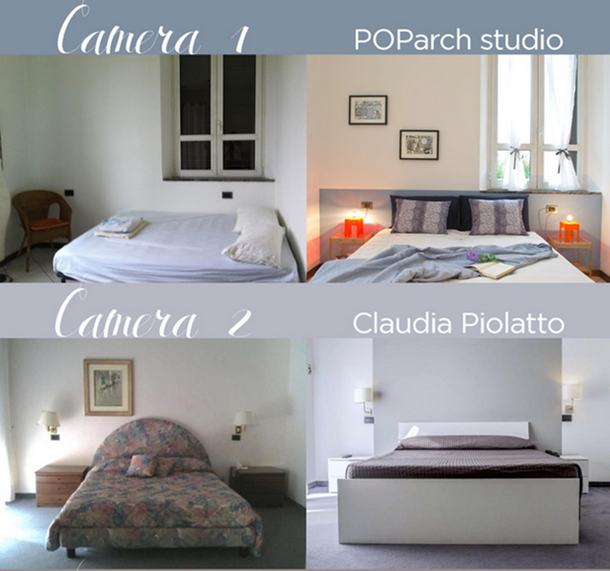 Home staging per camera da letto